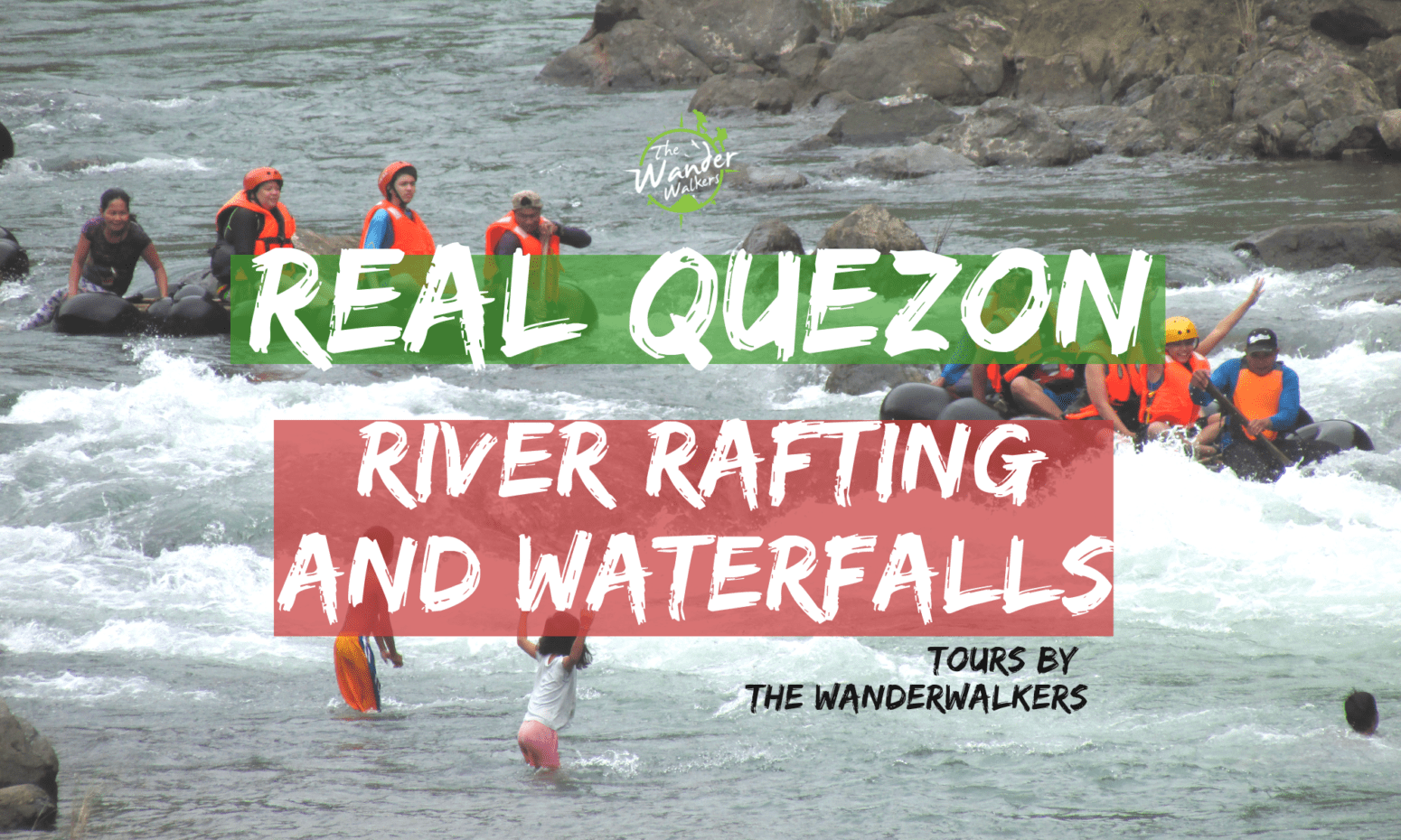 Real Quezon River Rafting