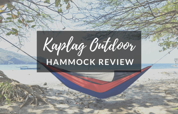 Kaplag Outdoor Hammock Review