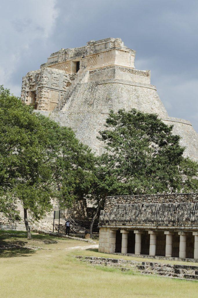 The Great Pyramid Uxmal Mexico