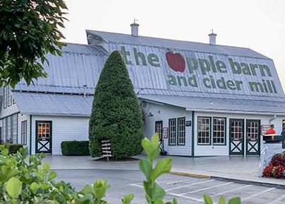 Smoky Mountains Restaurant Apple Barn