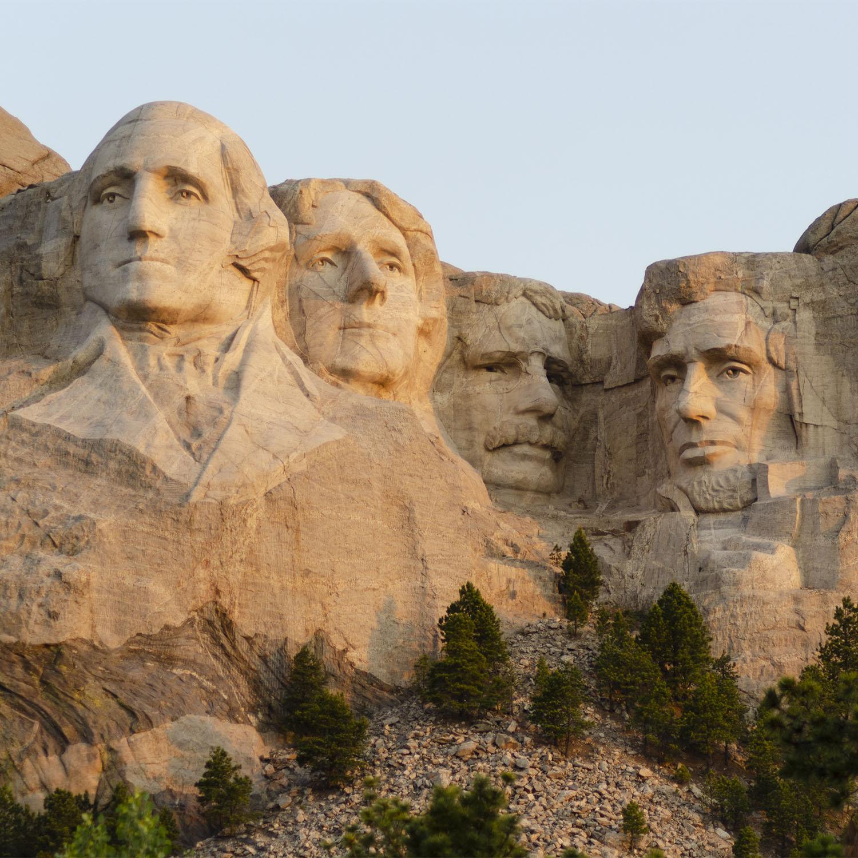 Mount Rushmore Sunrise