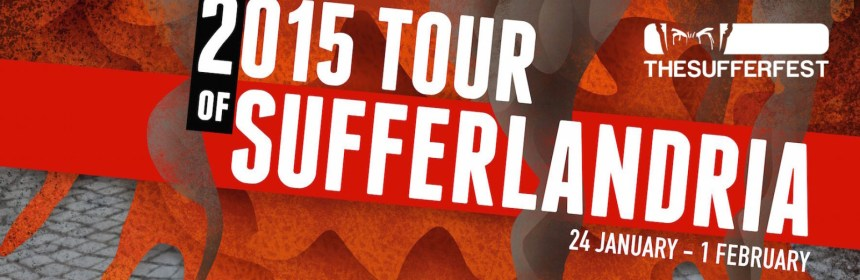 tour of sufferlandria