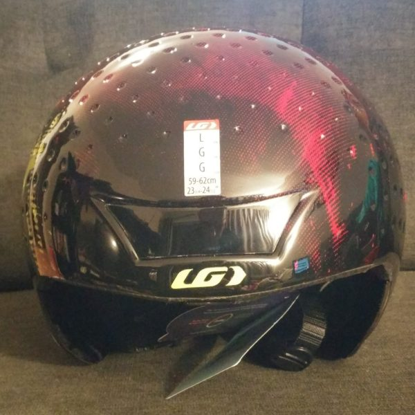 Louis Garneau P-09 Course time trial helmet