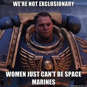 Mansplainer Marine