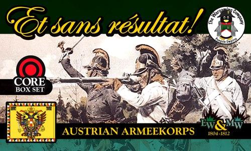 Austrian Army Korps!! (Alt Text)