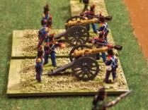 008 British Artillery side view