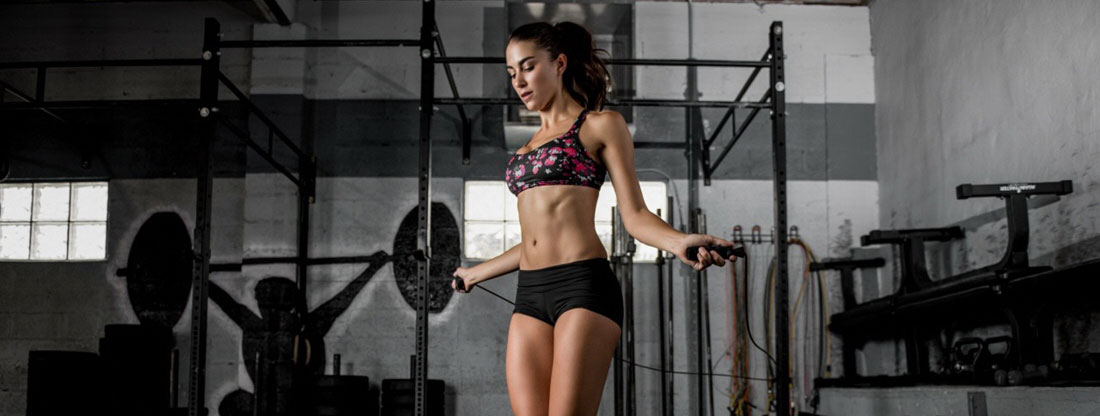 I Hit The Weight Room In JUST A Sports Bra… Here's What Happened by Gabrielle Kassel