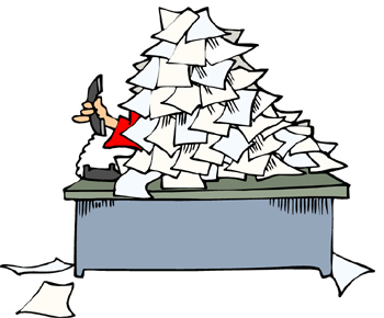 This is what my inbox looked like.