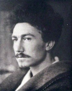 Ezra Pound was one handsome Fascist.