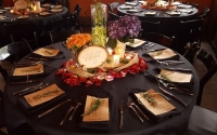 Romantic Rehearsal Dinner Table Setting Viajar