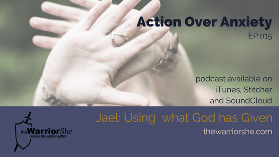 015.Action Over Anxiety