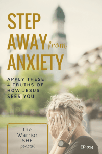 Step Away from Anxiety