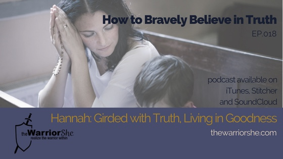 018.How to Bravely Believe in the Truth of God's Goodness
