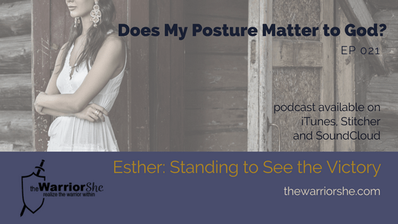 021.Does My Posture Matter to God?