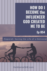 How Can I Become the Influencer God Created Me to Be? PIN
