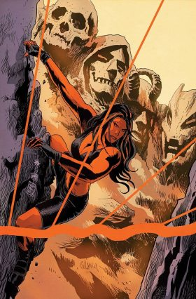 RED SHE-HULK #65