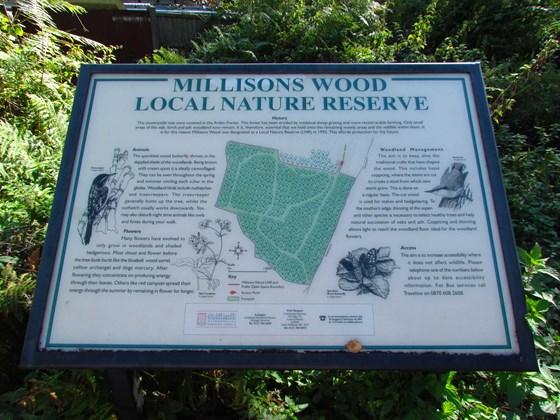 Millisons Wood Nature Reserve