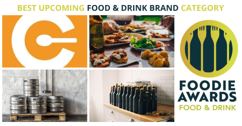 Foodie Awards Upcoming Brands Category