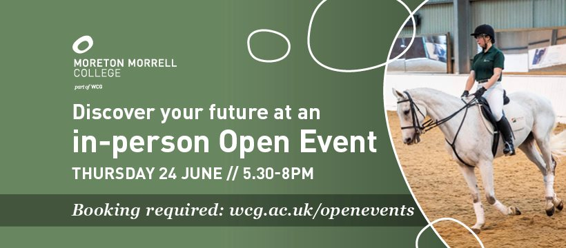 Moreton Morrell College Open Event