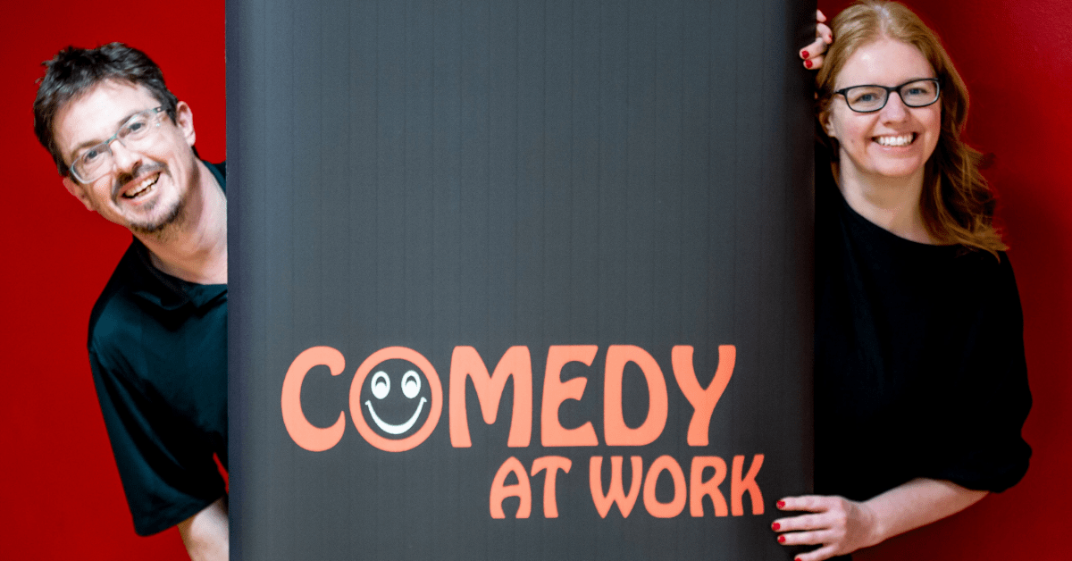 Comedy at Work