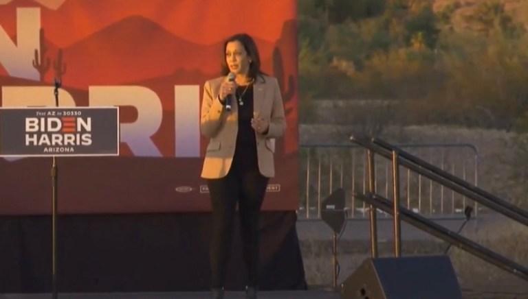 "Kamala Harris – ""Vote To Honor THE Ancestors"". From Breitbart"