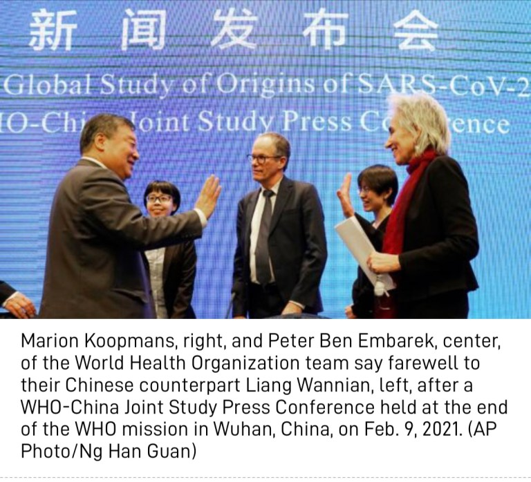 Chinese Communist Regime Withheld Pandemic Data From WHO, Leaked Documents Reveal
