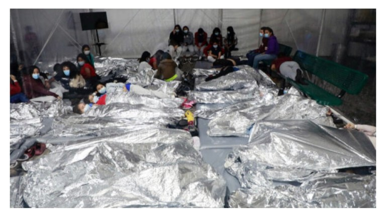 Exclusive: Border Agent Gives Inside Account of Overcrowded Facilities