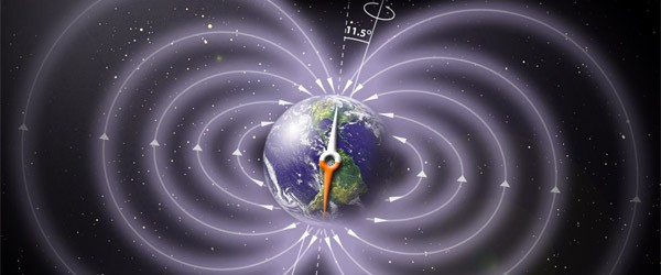 Email Email A new finding suggests that shifts in the geomagnetic field are connected to growth of the inner core. Peter Olson and Renaud Deguen of Johns Hopkins University in Baltimore, Maryland, used numerical modelling to establish that the axis of Earth's magnetic field lies in the growing hemisphere. While one side of Earth's solid inner core grows slightly, the other half melts. As the Earth spins, the molten iron inside churns and flows in a fairly stable manner for...