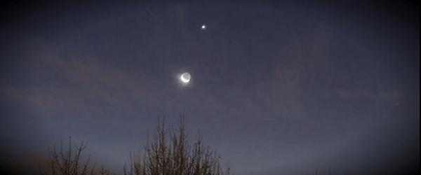 Reloj Saturno, Júpiter, Venus y Marte, ya que hacen apariciones junto a la luna este mes, lo que facilita y divertido de ver en el cielo, en enero de 2013.  Jane Houston Jones, del JPL proporciona una vista previa de vídeo de los acontecimientos de enero.  Ojos en el Sistema Solar Destacados imagen: screenshot Youtube