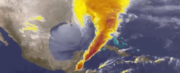 La tormenta que comenzó como un área de baja presión frente a la costa de Texas el 12 de marzo 1993 se convirtió en lo que hoy se conoce como La tormenta del siglo o ventisca de '93, la tormenta más devastadora que jamás haya sido registrada en la historia humana .  Esta tormenta generó 11 tornados en Florida y arrojó hasta 83 cm (33 pulgadas) de nieve en las Carolinas.  Moviéndose hacia el norte, las condiciones empeoraron además.  La tormenta tenía una presión central de 960 milibares, visto por lo general en la categoría 3 huracanes.  Algunas de las áreas con más de 1 m (3,5 pies) de nieve y ...