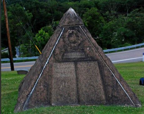 Jehovah's Witness Pyramid