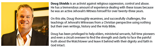 Are Jehovah's Witnesses Living A Lie? - The Watchtower Files