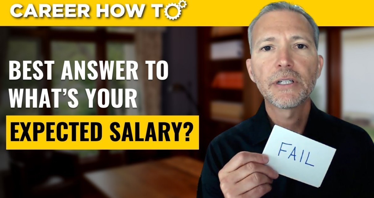 "The Best Answer to ""What's Your Expected Salary?"""