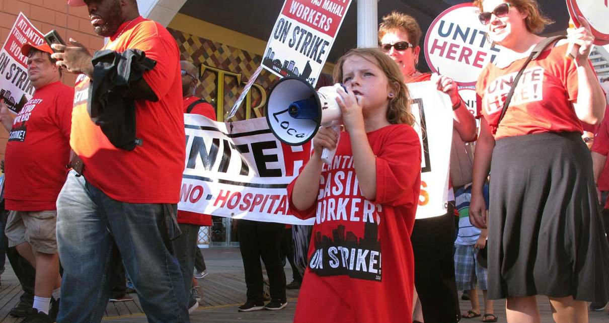 Union Benefits Go Far Beyond the Workplace