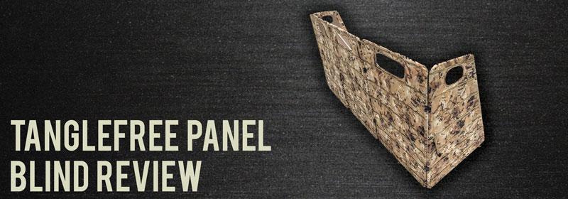 Tanglefree Panel Blind