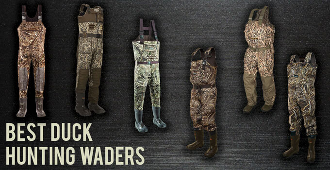 2018 Best Duck Hunting Waders Ultimate Guide To Hunting Waders
