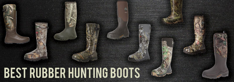 fdd213b2c44 Best Rubber Hunting Boots   The Waterfowl Hunter   2018 Review