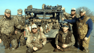 Arkansas Duck Hunting guides