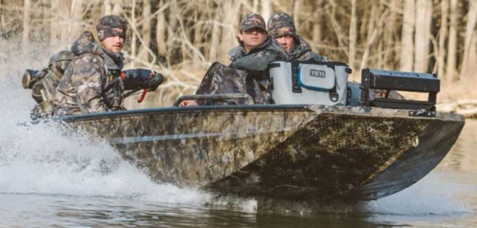 Best Duck Boat Ultimate Guide To The Best Duck Hunting Boat