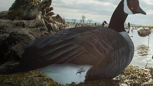 goose silhouette decoys
