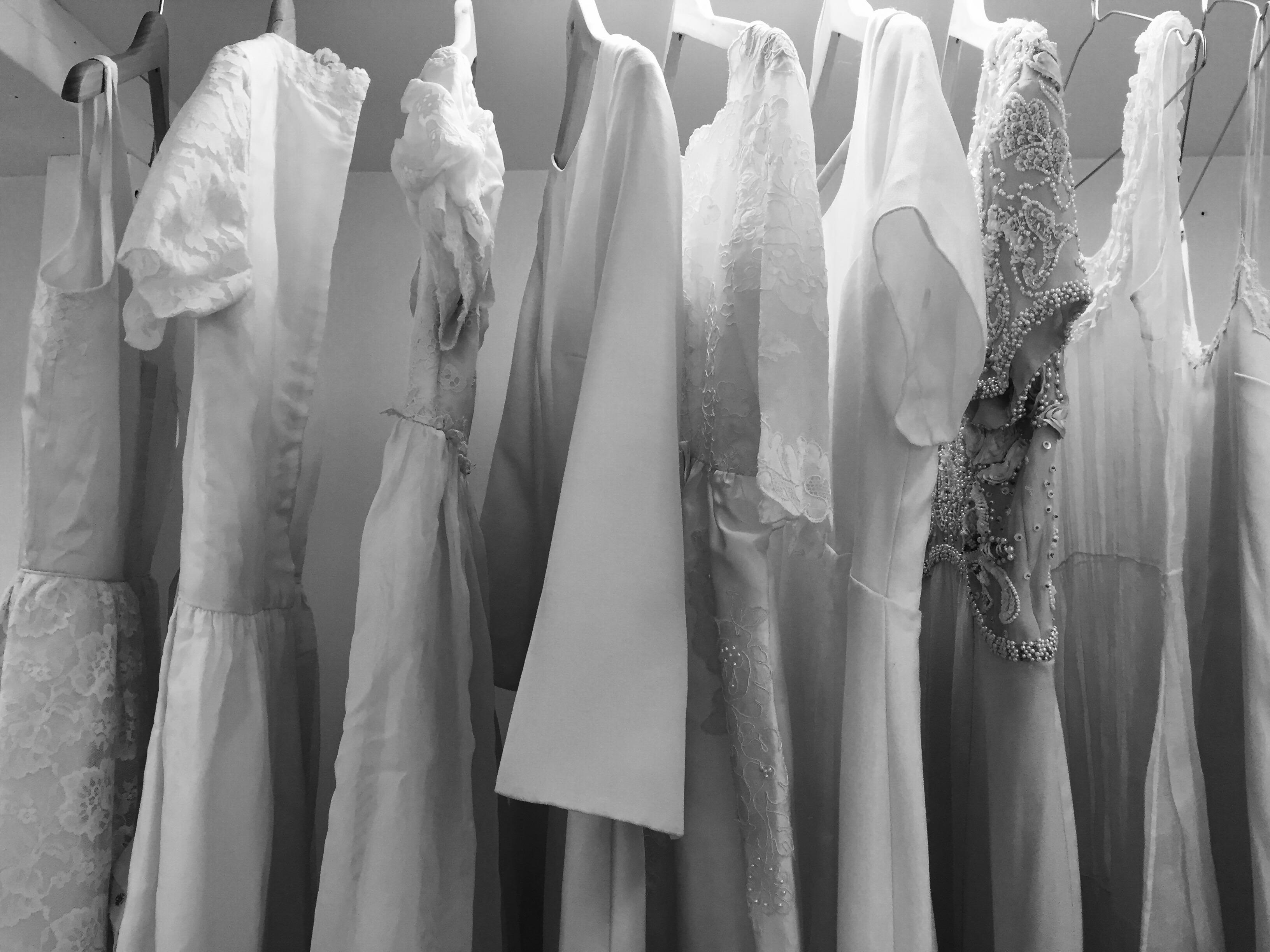 5ac113fef5f2 Vintageklänningar till bröllop - Klädoteket