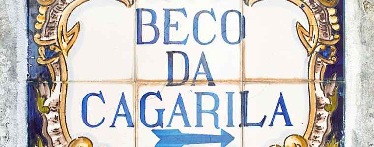 beco da cagarila painted board
