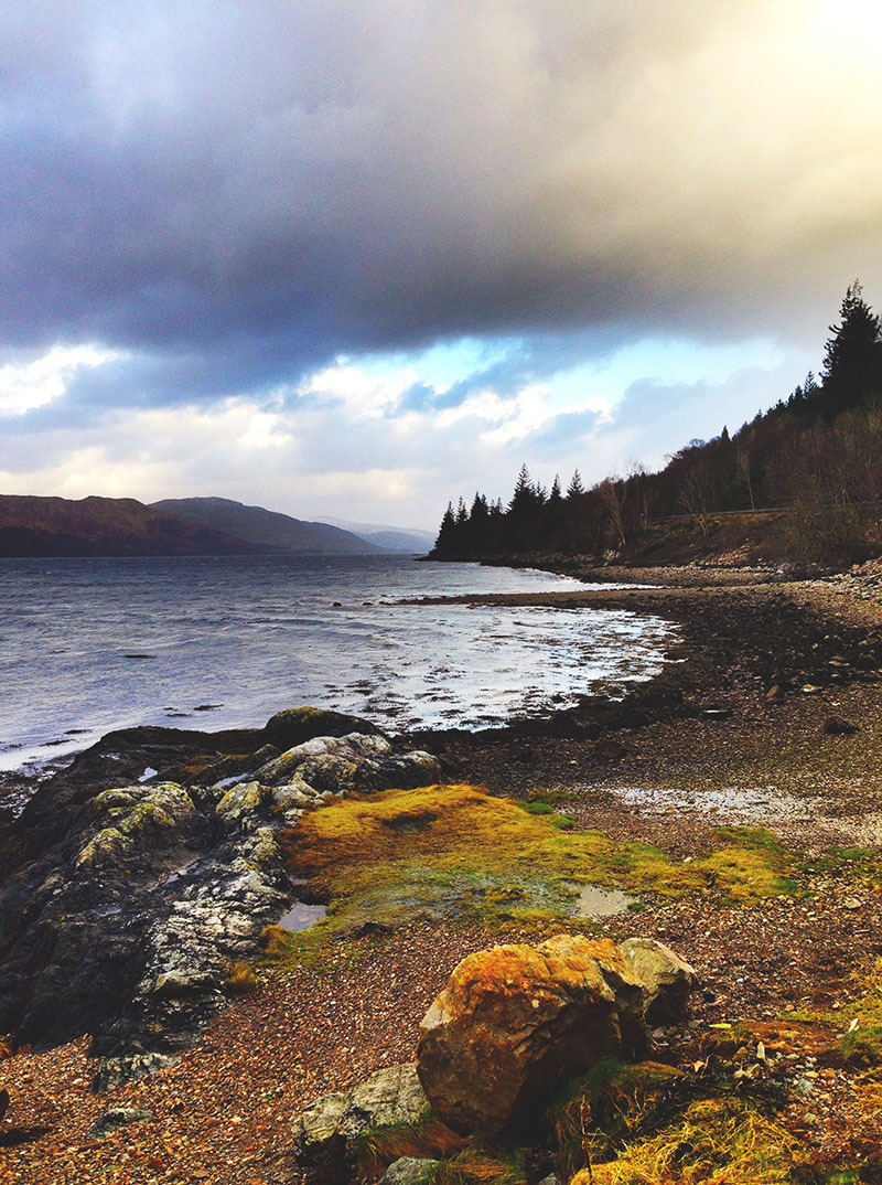 scotland new year 2015 road trip