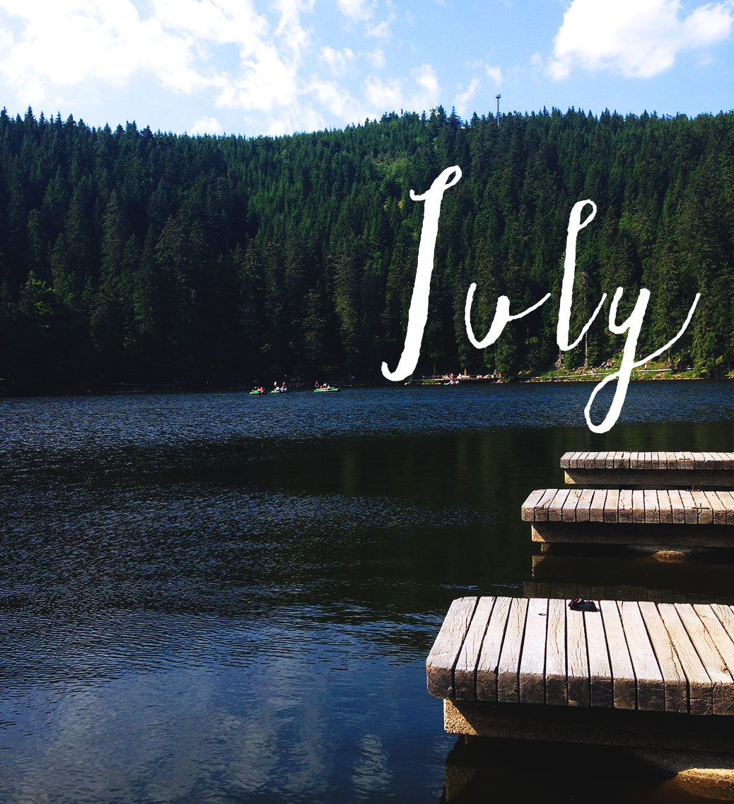 July diary lake mummelsee black forest germany travel blog