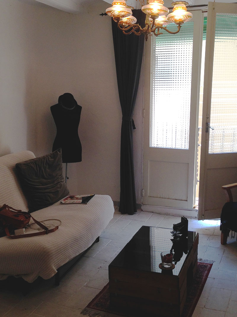 air bnb apartment barcelona el born
