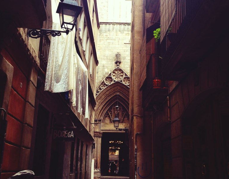 5 days in barcelona