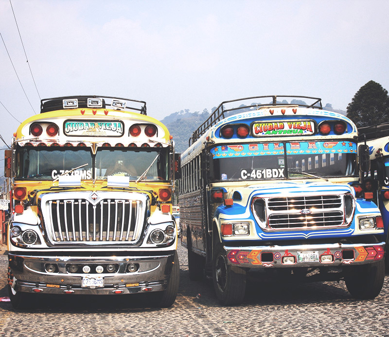 guatemala chicken bus stolen passport