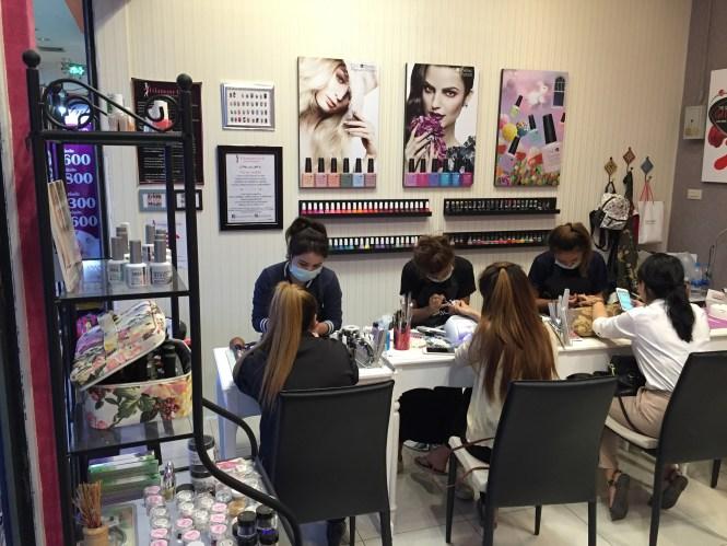 Juice Hair Salon And Nail Bar