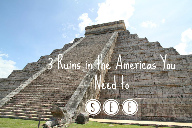 3 ruins to see