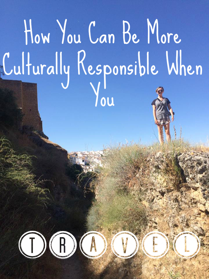 culturally responsible traveling